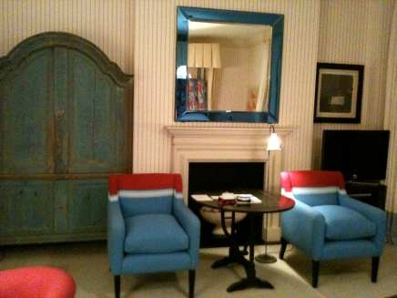 Just Checked Out: Haymarket Hotel,London