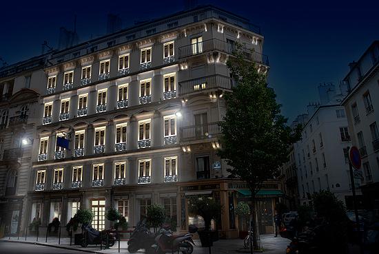 Hot Hotel Openings in Paris: Le Pavillon des Lettres and Le Royal Monceau