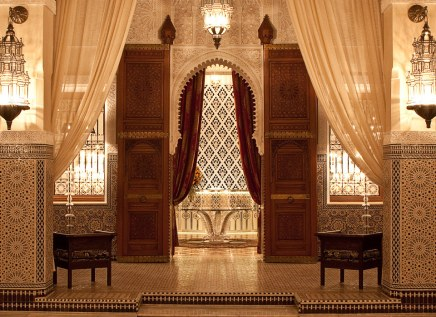 Spotlight On:  Royal Mansour, Marrakech