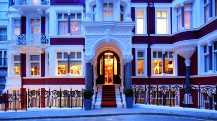 Just Checked Out: St James Hotel and Club in London