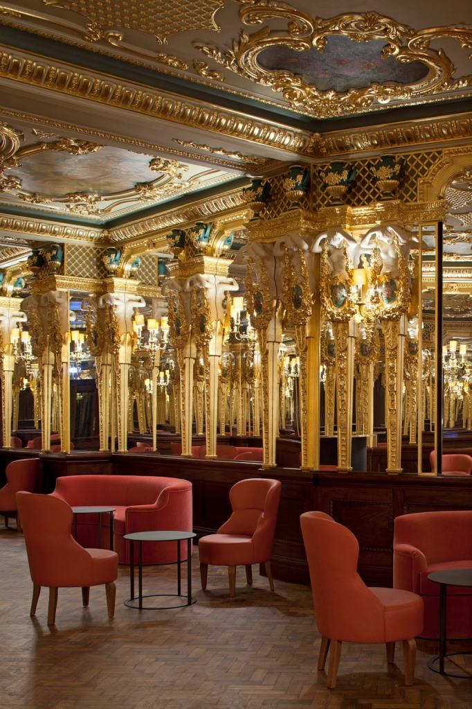 Inside Look: Hotel Cafe Royal, London
