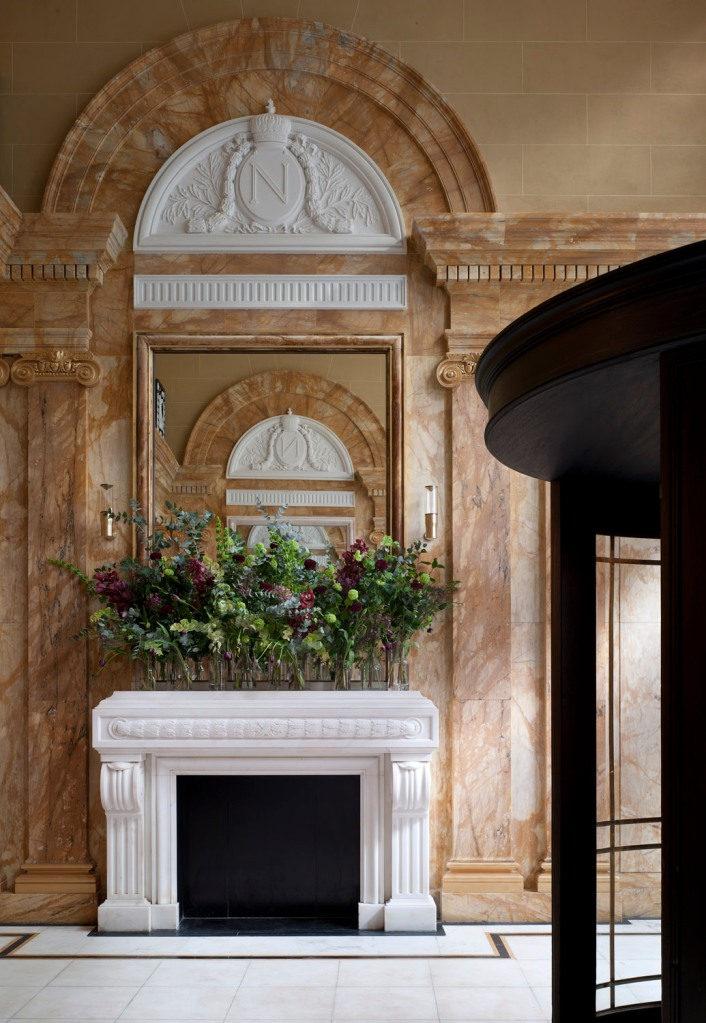 Inside Look: Hotel Cafe Royal, London
