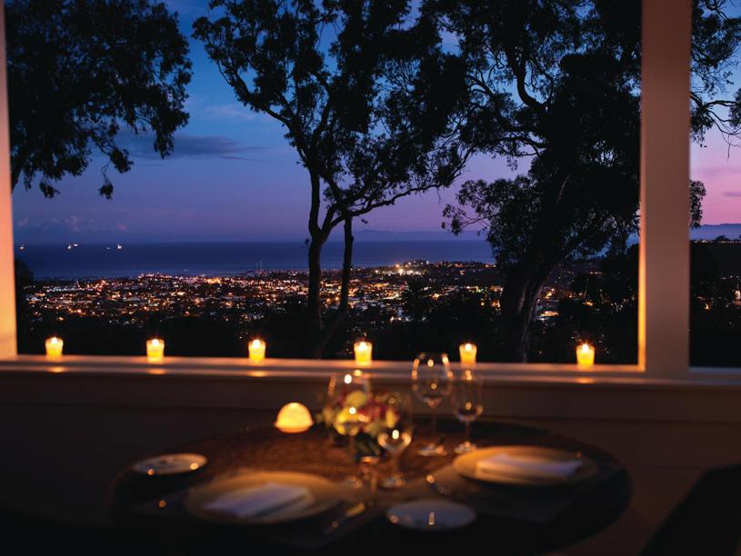El Encanto, Santa Barbara