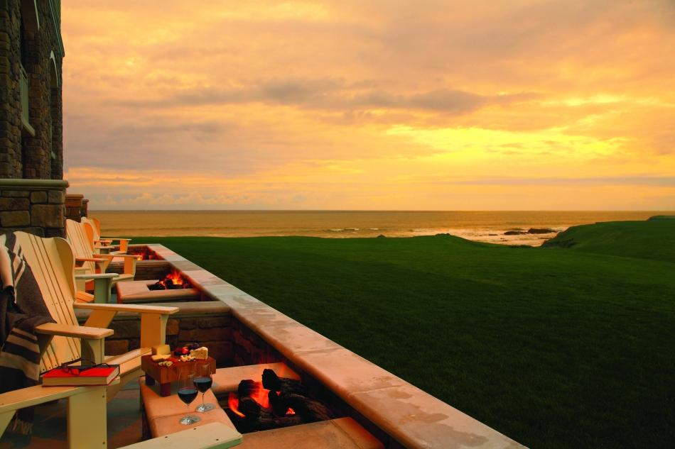 Just Checked Out: Ritz Carlton Half Moon Bay,California