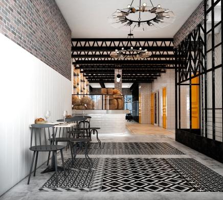 Inside Look: Hotel Praktik Bakery,Barcelona