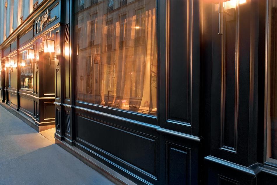 Postcard From: Hotel Esprit St. Germain,Paris