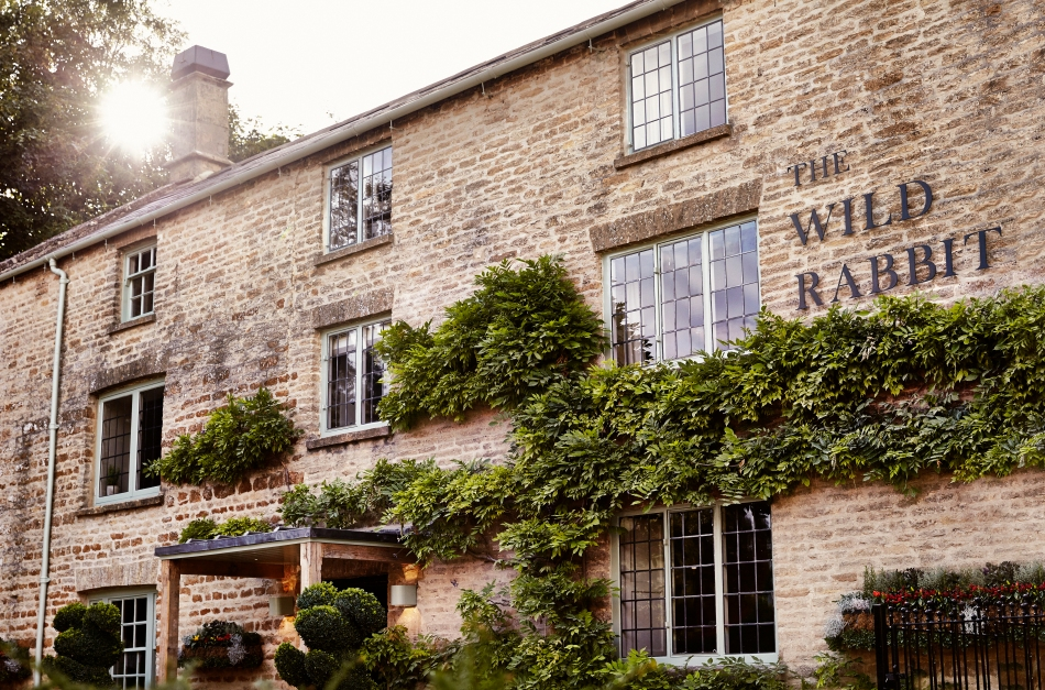 Inside Look: Wild about the The Wild Rabbit in the Cotswolds