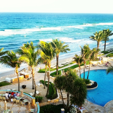 Just Checked Out: A Babymoon at Eau, PalmBeach