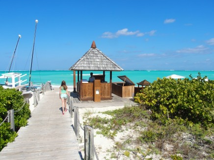 Just Checked Out: Parrot Cay, Turks & Caicos