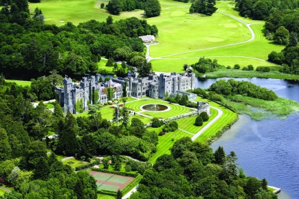 Inside Look: Ashford Castle, Ireland