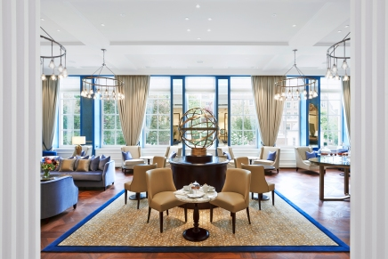 Inside Look: Waldorf Astoria,Amsterdam